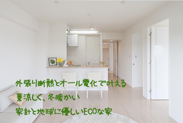 湘南平塚 外張り断熱の家 ネスト